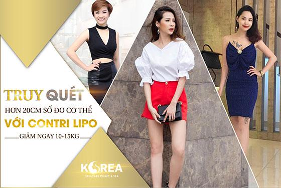 """CONTRI LIPO TRIPLE+ - THẾ HỆ GIẢM BÉO KHÔNG XÂM LẤN """"HOT"""" NHẤT 2017 1"""