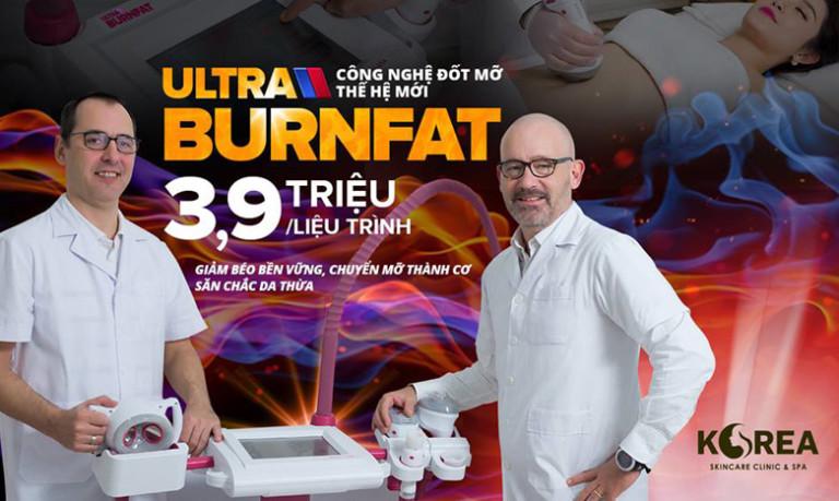 Giảm béo Ultra Burnfat 4