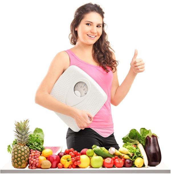 Độc chiêu ăn thả phanh - không tăng cân sau Tết 2