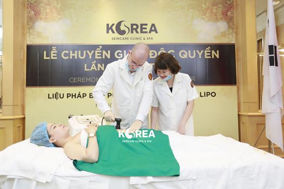 Viện thẩm mỹ Korea - Địa chỉ làm đẹp uy tín - Song hành cùng vẻ đẹp Việt 8
