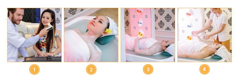 Tắm trắng Hi-shine 3D 4