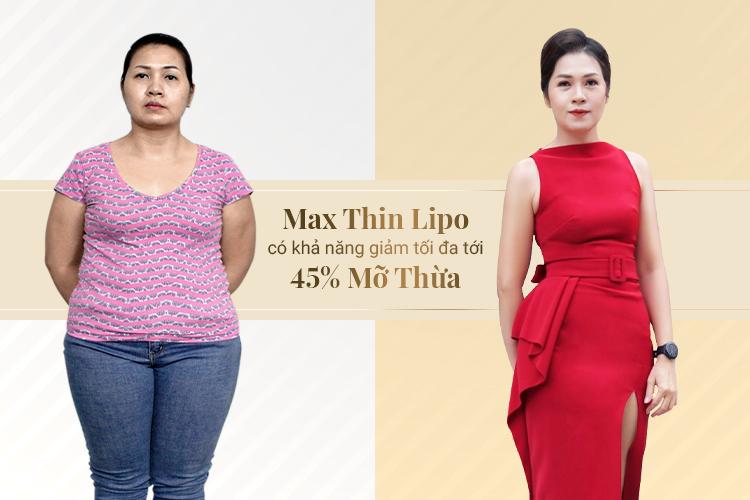 Tinh chất Max Thin Lipo rất an toàn và được chứng nhận bởi nhiều tổ chức, cơ quan uy tín