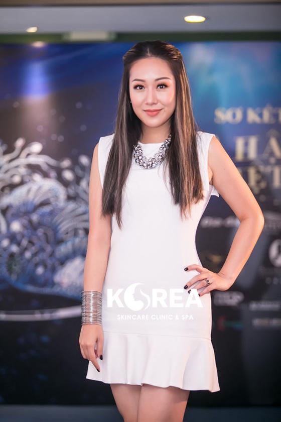 Dáng gọn eo thon – Ngô Phương Lan tự tin làm giám khảo Hoa hậu Đại dương 2017 3