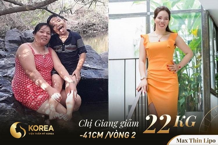 """Chị Giang quyết tâm giảm cân vì """"Tiền mình có thể làm ra được nhưng sức khoẻ thì không!"""""""