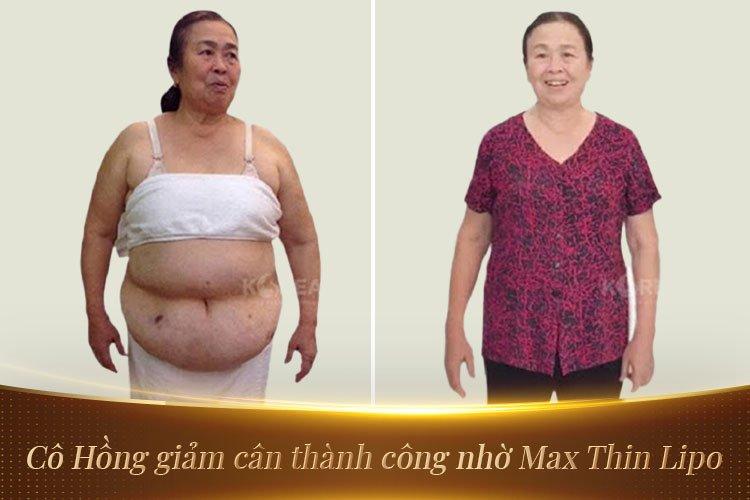 Giảm cân thành công cơ thể cô không chỉ thon gọn hơn mà sức khỏe cũng được cải thiện đáng kể