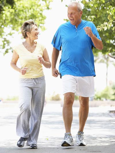 Bí quyết giảm cân hiệu quả - an toàn cho người cao tuổi 1