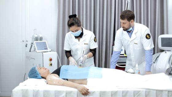 bệnh viện Viện thẩm mỹ Korea.