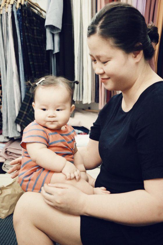 Mẹ bỉm sữa quyết tâm giảm cân, giữ lửa hạnh phúc gia đình 2