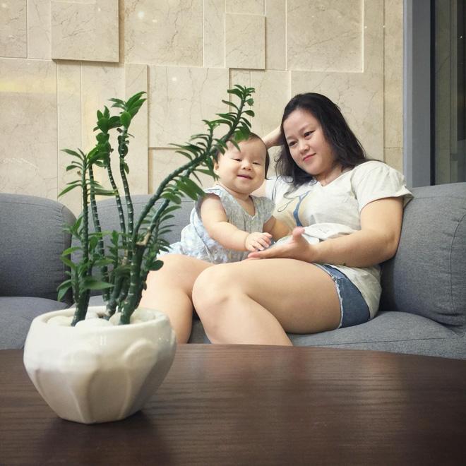 Mẹ bỉm sữa quyết tâm giảm cân, giữ lửa hạnh phúc gia đình 3