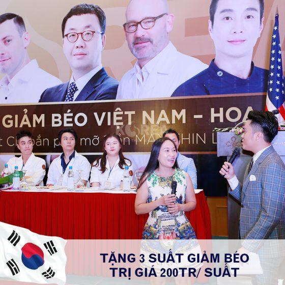"""""""Gặp chuyên gia, nhận quà lớn"""" khi tham dự Hội thảo Giảm béo Hàn Quốc 4"""