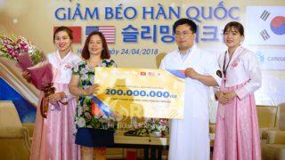 Hội thảo giảm béo Hàn Quốc 2020 - Hội thảo Giảm béo gây chấn động Châu Á 15
