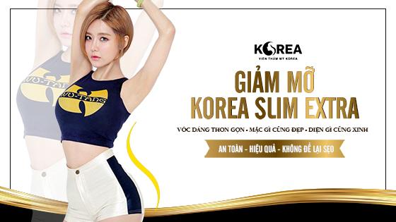 Giảm mỡ Korea Slim Extra 1
