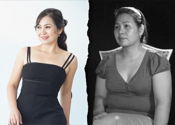 Chị Trang Chi