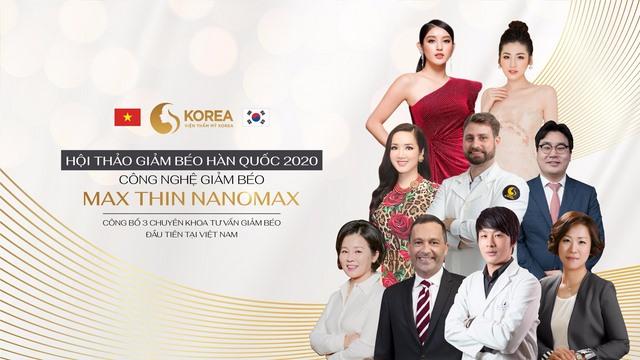 hội thảo giảm béo Hàn Quốc 2020