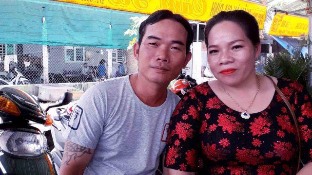 Béo phì khiến chị Giang trông già hơn chồng cả chục tuổi