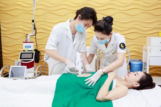 Công nghệ giảm béo tại Viện thẩm mỹ Korea có hiệu quả cả với những loại mỡ cứng, mỡ lâu năm, mỡ cục bộ