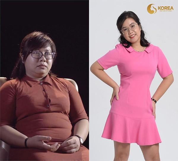 """Những ca giảm béo """"kinh điển"""" biến đổi ngoại hình 2"""