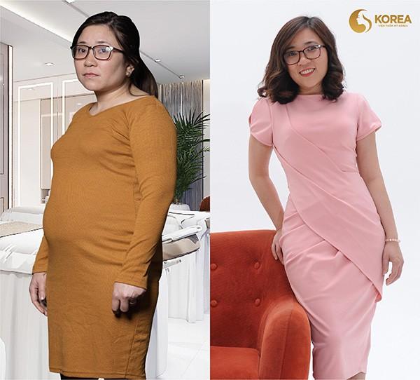 """Những ca giảm béo """"kinh điển"""" biến đổi ngoại hình 6"""