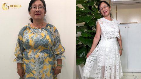 giảm béo người cao tuổi