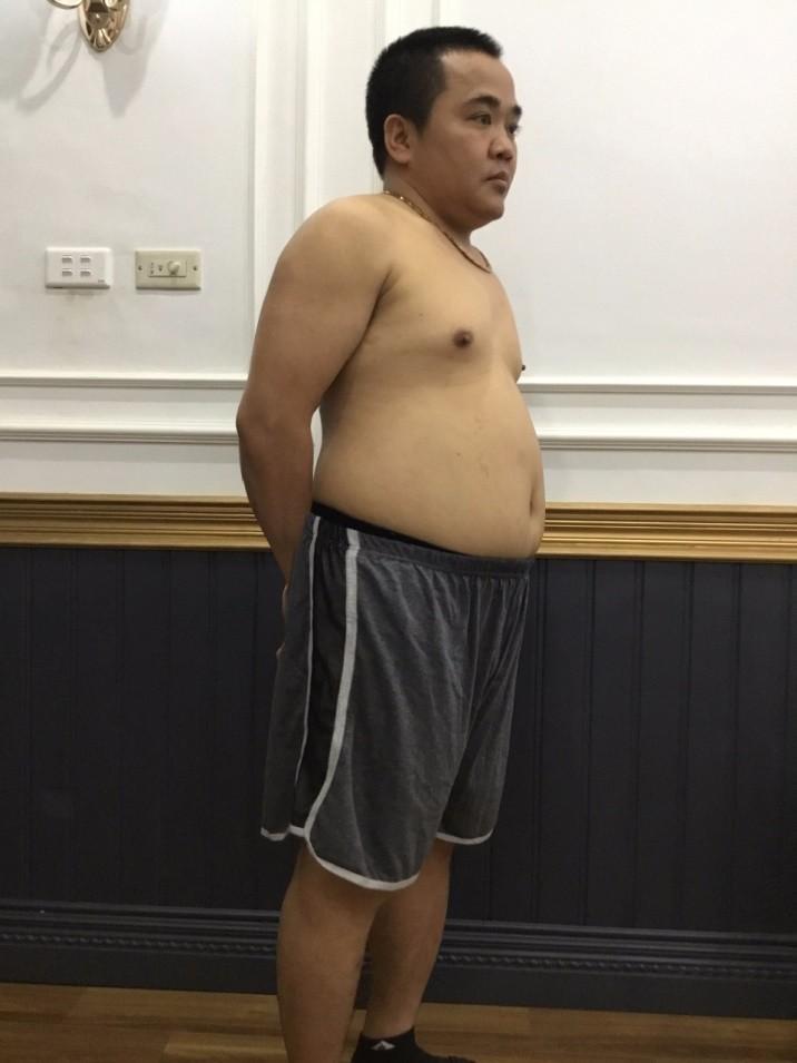 Vợ ép tôi giảm cân vì không muốn trở thành góa bụa! 1