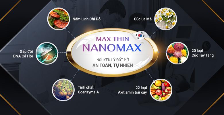 Giảm béo bắp Tay bằng Max Thin Nanomax