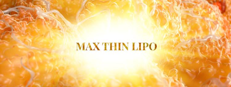 Công nghệ giảm mỡ Max Thin Lipo 4