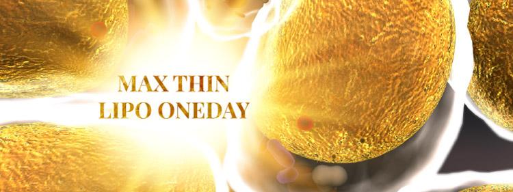 Công nghệ giảm mỡ Max Thin Lipo Oneday 4
