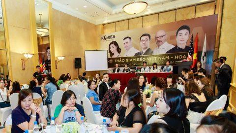 Đơn vị tổ chức hàng loạt hội thảo giảm mỡ uy tín tại Việt Nam 4