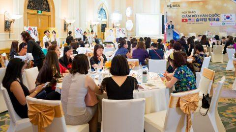 Đơn vị tổ chức hàng loạt hội thảo giảm mỡ uy tín tại Việt Nam 5
