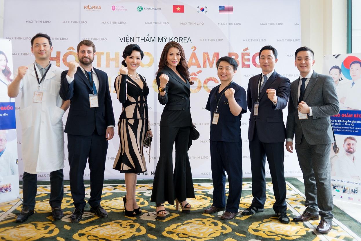 Đơn vị tổ chức hàng loạt hội thảo giảm mỡ uy tín tại Việt Nam 11