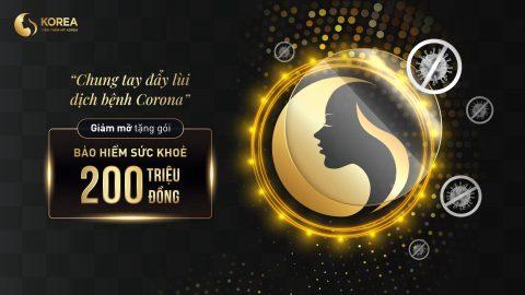 Viện thẩm mỹ Korea cùng khách hàng đẩy lùi dịch bệnh Corona 4