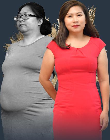 Chị Thanh