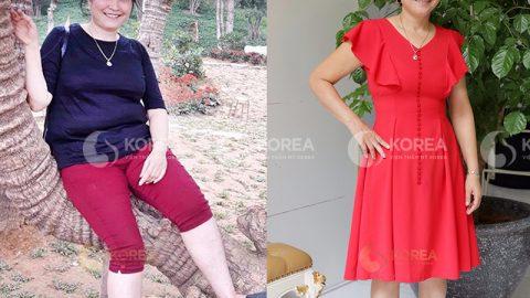 giảm béo cho người cao tuổi