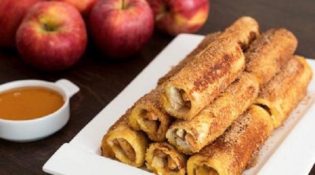 Ngày 3 - Thực đơn giảm cân nhanh với táo