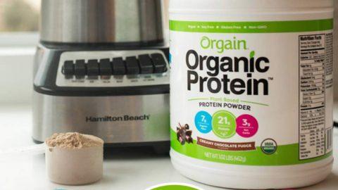 Bữa sáng cho người tập gym giảm cân ư? Không thể bỏ qua đồ uống từ protein hữu cơ đâu đấy