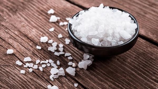 Giảm mỡ bụng sau sinh bằng muối