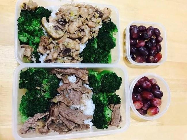 Thay đổi thực đơn liên tục giúp bạn không nhàm chán với chế độ ăn cho người tập gym giảm cân của mình