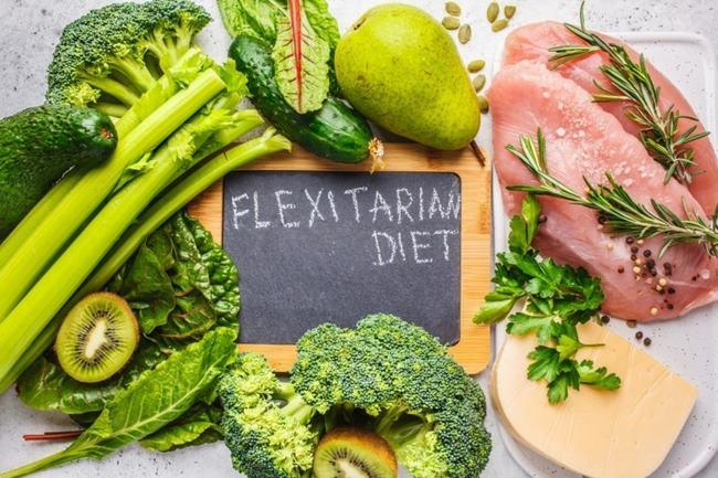 Chế độ ăn chay linh hoạt sẽ giúp người ăn kiêng cảm thấy dễ thở hơn nhiều so với ăn chay trường