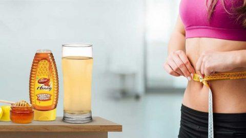 Uống mật ong tăng cân hay giảm cân?