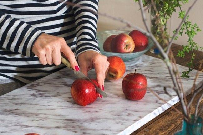 Ăn kiêng giảm cân bằng táo có tác dụng gì ?