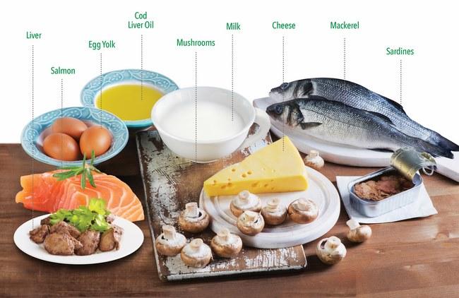 Cung cấp thêm vitamin D cho cơ thể để giảm cân hiệu quả