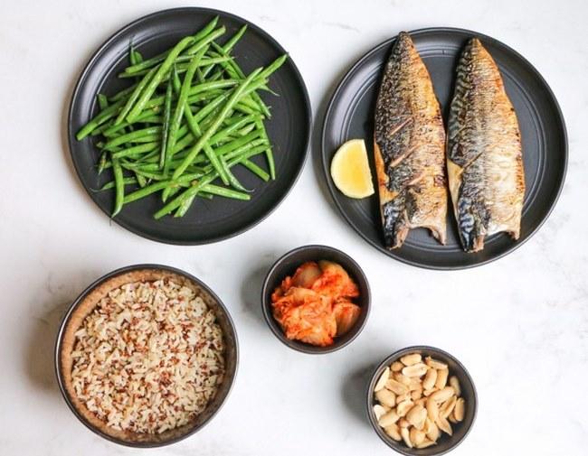 giảm mỡ tại nhà theo thực đơn Eat Clean