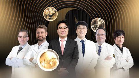 đội ngũ chuyện gia Giảm cân tại VTM korea