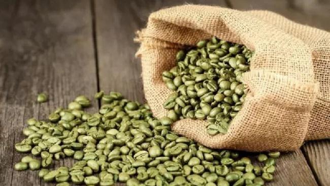 Giảm cân hiệu quả bằng cà phê xanh
