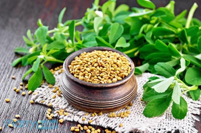 Thảo mộc giảm cân hiệu quả với cỏ cà ri