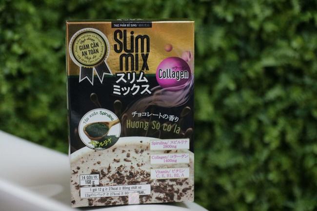 Thuốc thảo dược giảm cân Slim Mix