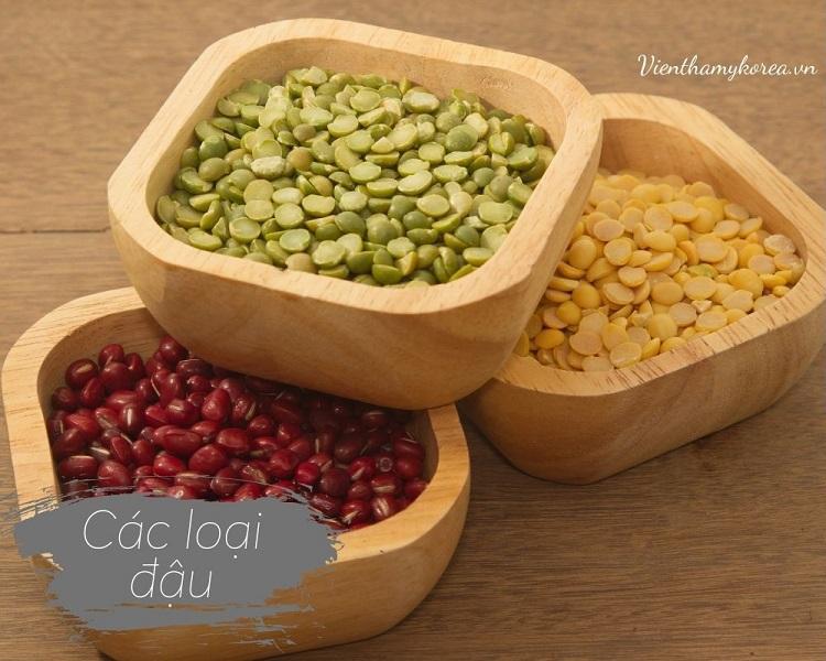 Các loại đậu như đậu lăng, đậu đen và một số loại đậu khác có thể giúp giảm cân hiệu quả.