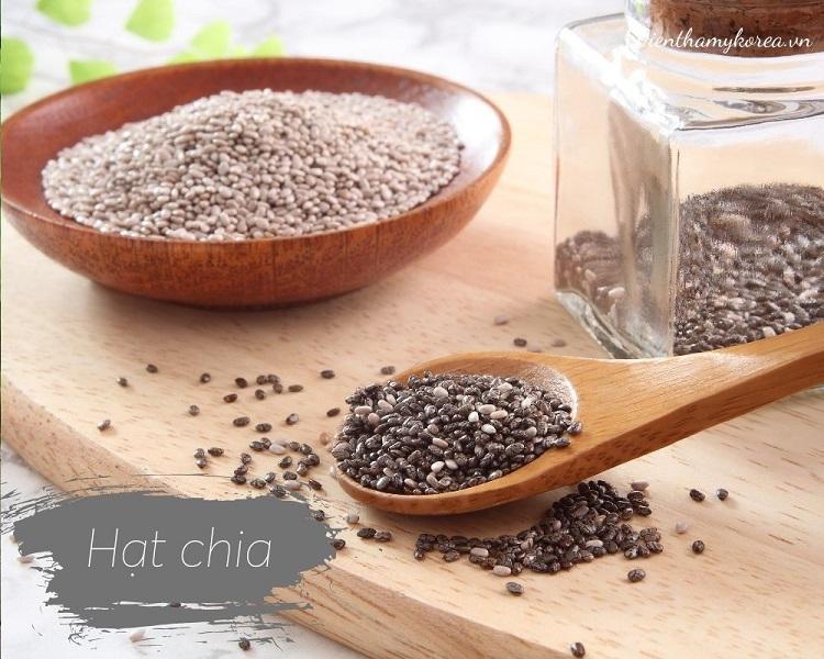 Hạt Chia được coi là một trong những loại thực phẩm bổ dưỡng nhất trên hành tinh.