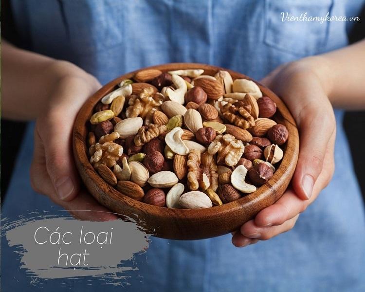 Mặc dù chứa nhiều chất béo nhưng các loại hạt không gây béo như nhiều người nghĩ.