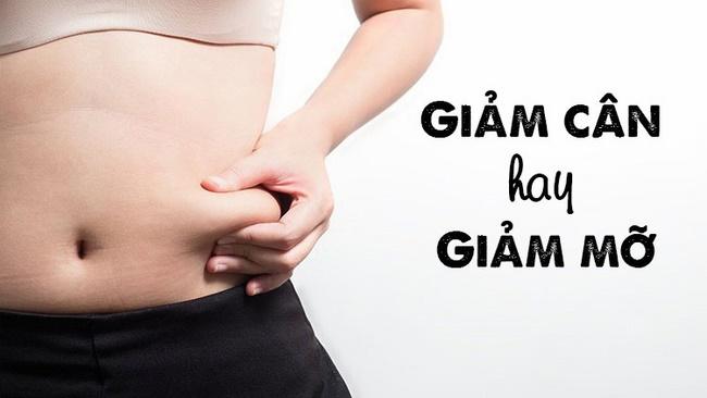 Cách giảm béo toàn thân hiệu quả